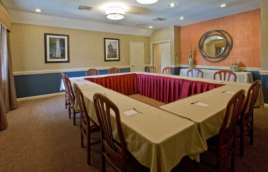 Conference room Residence Inn Raleigh Midtown