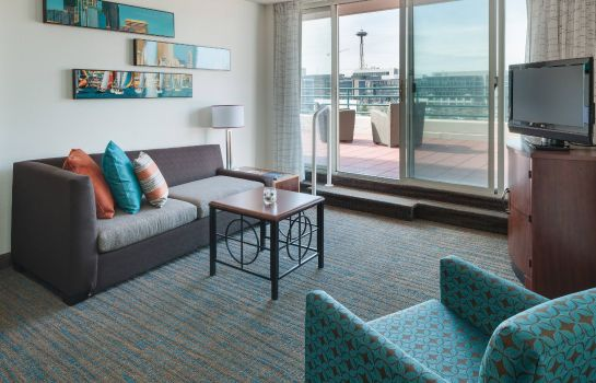 Suite Residence Inn Seattle Downtown/Lake Union