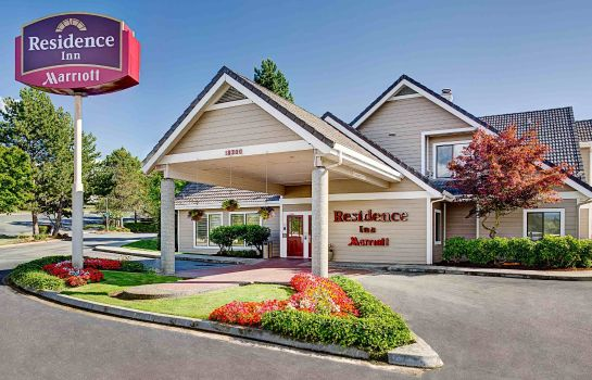 Exterior view Residence Inn Seattle North/Lynnwood Everett