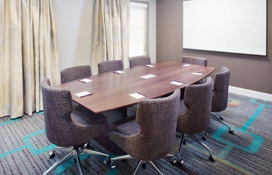 Conference room Residence Inn Seattle North/Lynnwood Everett