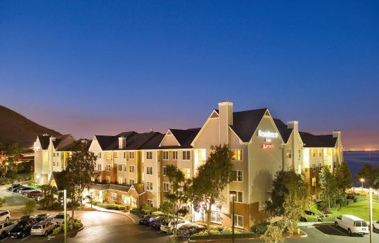 Buitenaanzicht Residence Inn San Francisco Airport/Oyster Point Waterfront