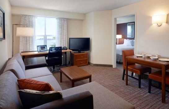 Suite Residence Inn San Francisco Airport/Oyster Point Waterfront