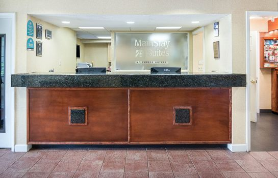 Hall MainStay Suites Bossier City