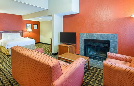 Zimmer MainStay Suites Bossier City