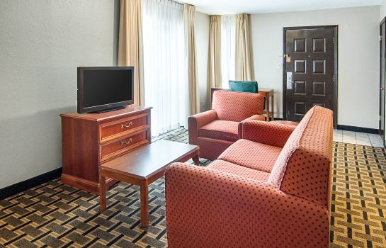 Pokój MainStay Suites Bossier City