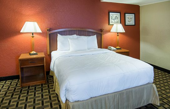 Chambre MainStay Suites Bossier City