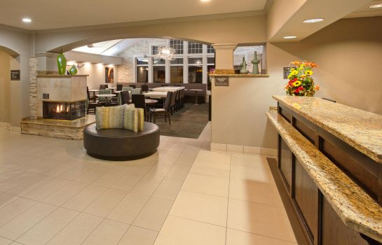 Hol hotelowy Residence Inn San Jose South