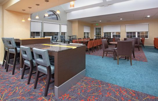 Hol hotelowy Residence Inn Salt Lake City Airport