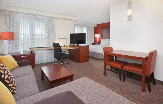 Suite Residence Inn Salt Lake City Airport