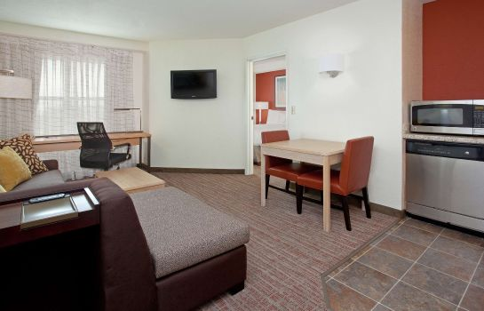 Zimmer Residence Inn Salt Lake City Airport