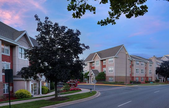Außenansicht Residence Inn Gaithersburg Washingtonian Center