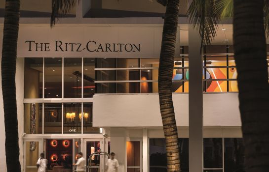 Außenansicht The Ritz-Carlton South Beach