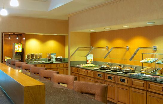Restaurant Residence Inn Tampa Downtown