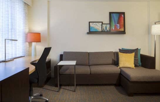 Suite Residence Inn Tampa Downtown