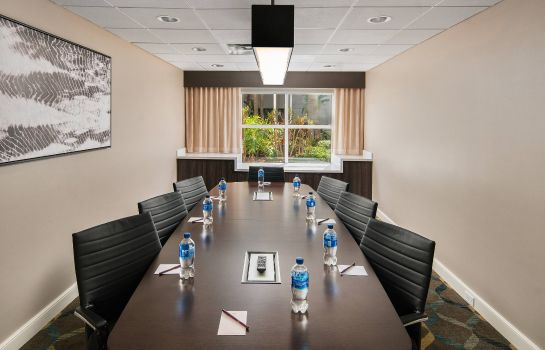 Conference room Residence Inn Tampa Downtown