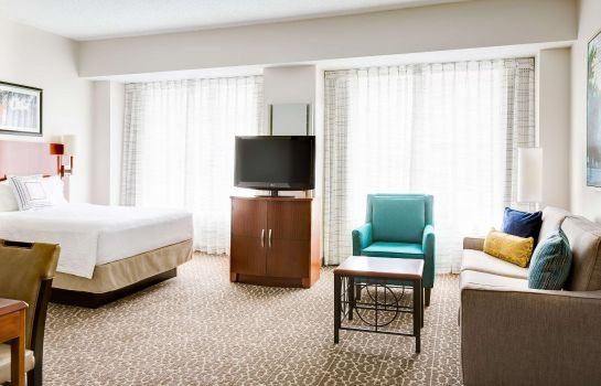 Zimmer Residence Inn Washington DC Downtown