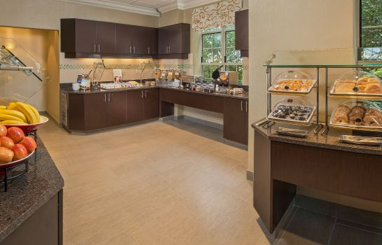 Restaurant Residence Inn Arlington Rosslyn