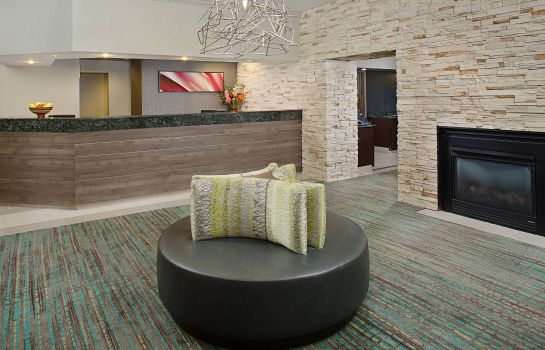 Hotelhalle Residence Inn Gaithersburg Washingtonian Center