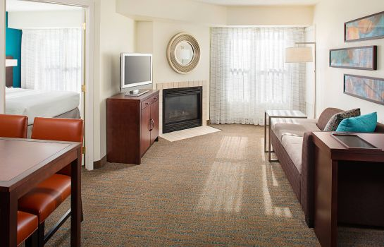 Suite Residence Inn Gaithersburg Washingtonian Center