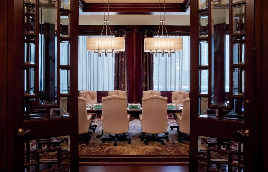 Sala de reuniones The Ritz-Carlton Atlanta