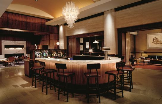 Hotel bar The Ritz-Carlton Boston