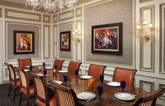 Restaurant The Henry Autograph Collection