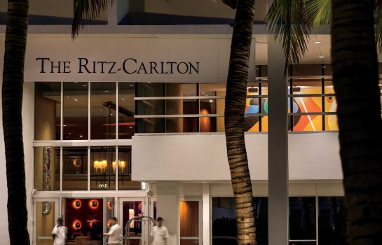 Vista exterior The Ritz-Carlton South Beach
