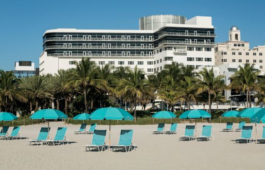 Buitenaanzicht The Ritz-Carlton South Beach