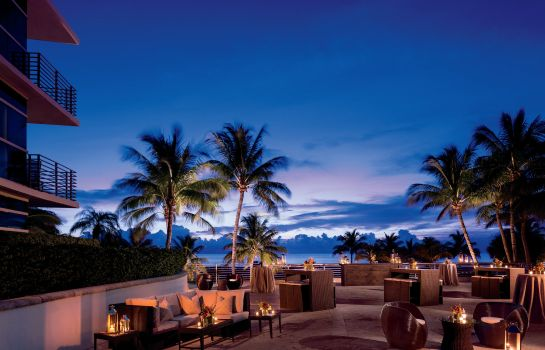 Bar del hotel The Ritz-Carlton South Beach