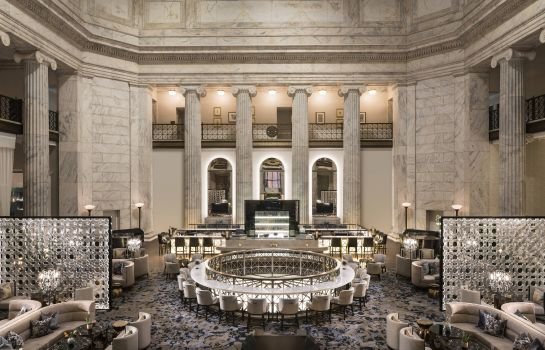 Hol hotelowy The Ritz-Carlton Philadelphia
