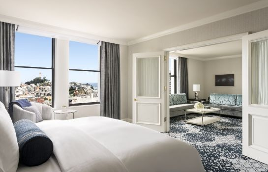 Suite The Ritz-Carlton San Francisco