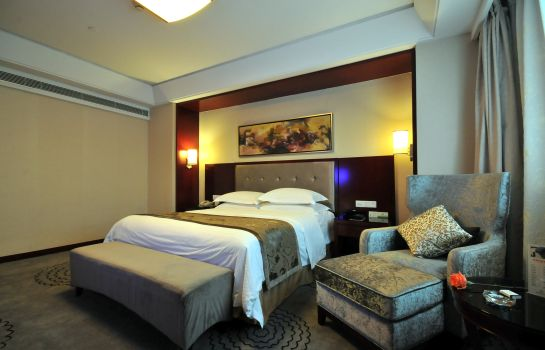 Suite Excemon Hefei Peace Hotel Former: International Peace
