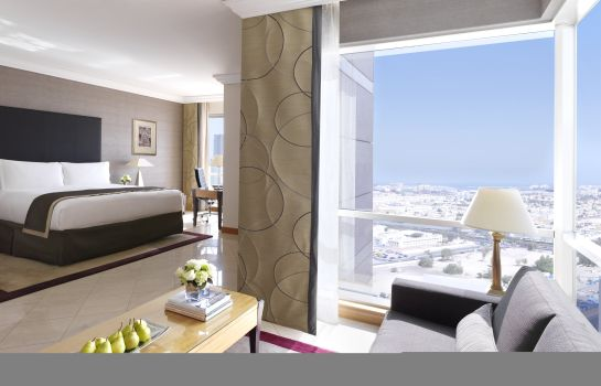 Junior suite Fairmont Dubai