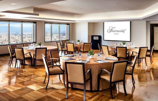 Conference room Fairmont Dubai