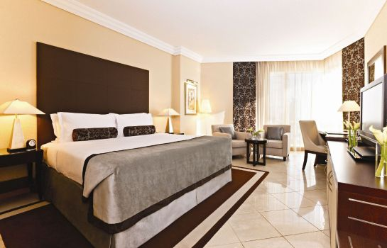 Single room (standard) Fairmont Dubai