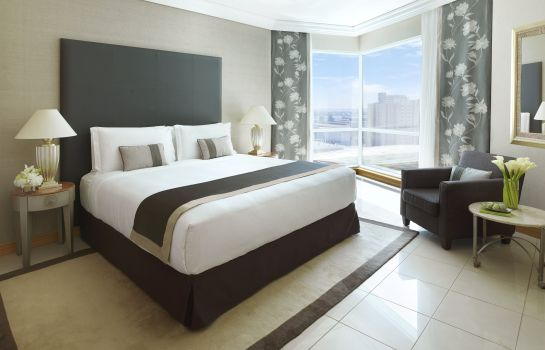 Double room (standard) Fairmont Dubai