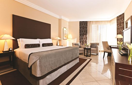 Room Fairmont Dubai