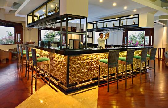 Hotel bar Grand Mirage Resort Bali