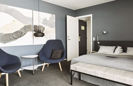 Chambre double (standard) Comwell Roskilde