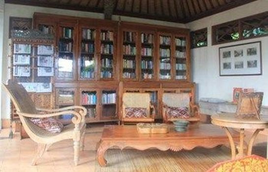 Reading room Tandjung Sari