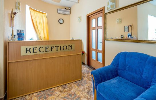 Reception Nevsky Central