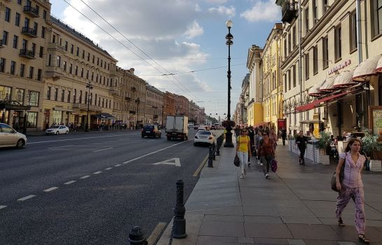 Picture Nevsky Central