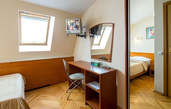 Double room (standard) Nevsky Central