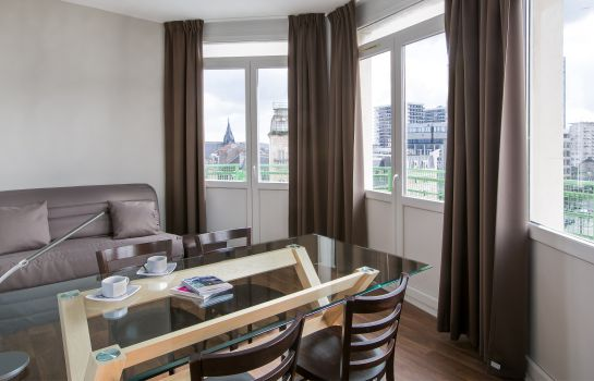 Suite QUALYS-HOTEL Nancy Centre Gare