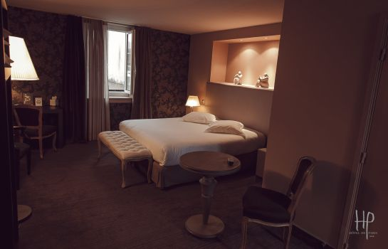 Chambre double (confort) Hotel de Paris
