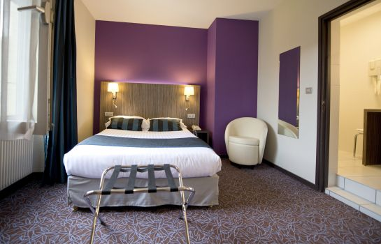 Single room (standard) Victor Hugo & Spa Logis