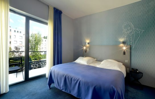 Double room (superior) Victor Hugo & Spa Logis