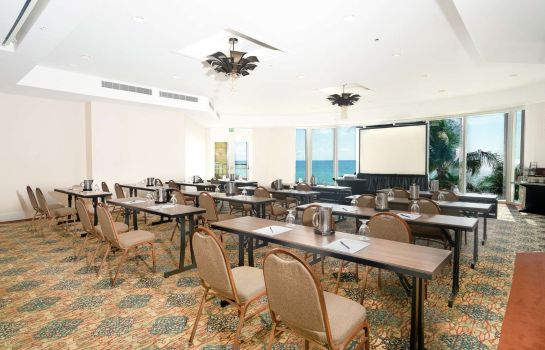 Sala konferencyjna DoubleTree Resort & Spa by Hilton Hotel Ocean Point