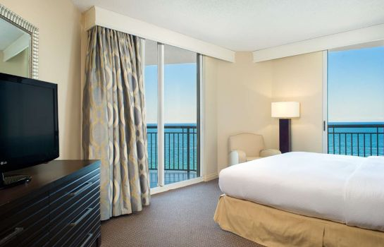 Zimmer DoubleTree Resort & Spa by Hilton Hotel Ocean Point