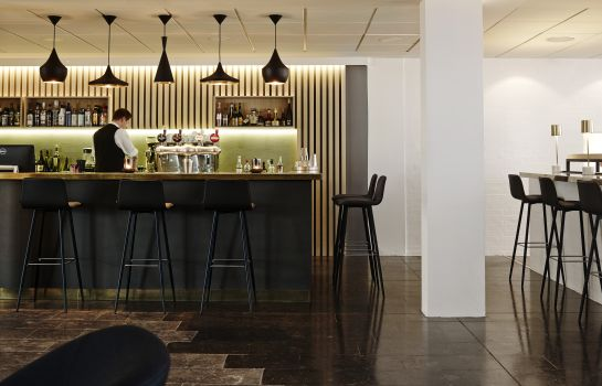 Bar del hotel Comwell Holte